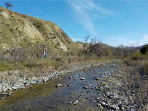 Livermore Students Restore Local Stream